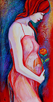 Mary by Claudia Fuenzalida Johns