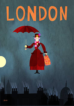 Mary Poppins by Daviz Industries
