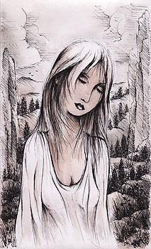 Mary by Rachel Christine Nowicki