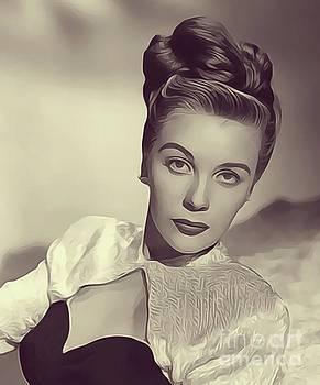 John Springfield - Mary Stuart, Vintage Actress
