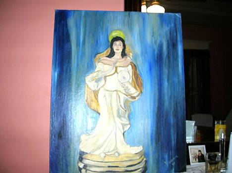 Mary by Zeenath Diyanidh