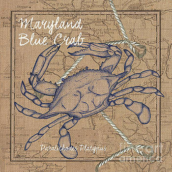 Maryland Blue Crab by Debbie DeWitt