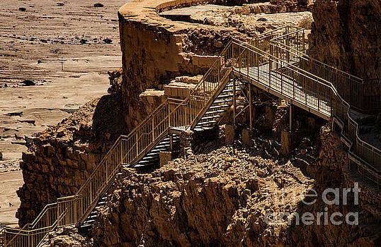 Masada by Mae Wertz