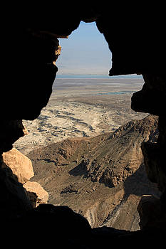 Zoriy Fine - Masada National Park Israel