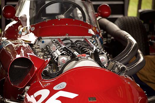 Maserati  Heart by Robert Phelan
