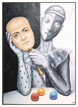 Mask by Ara Kozinian