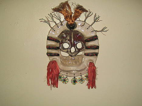 Mask B by Leonardo  Ibanez
