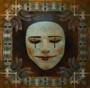 Mask by Jeff Burgess