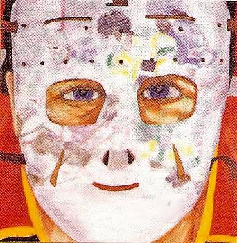 Mask Refection by Ken Yackel