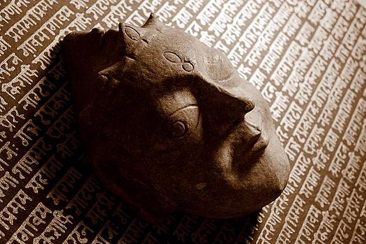 Mask by Vishakha Bhagat