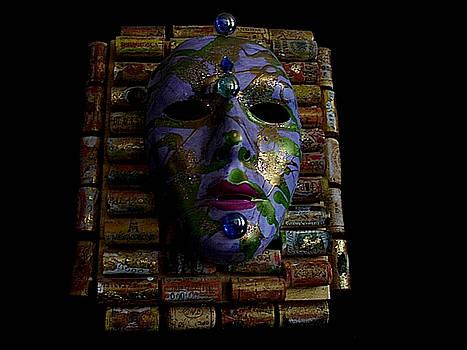 Mask2 by Carol Massa