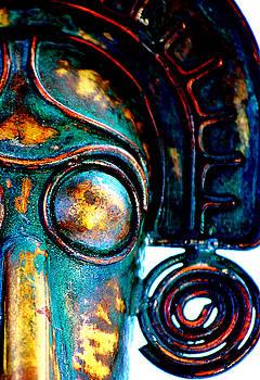 Masked by Floyd Menezes