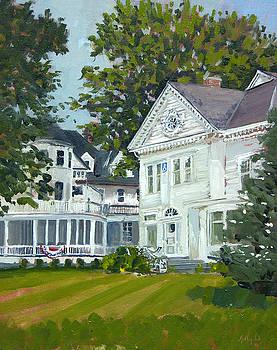 Masonic Center. Oconomowoc WI by Anthony Sell