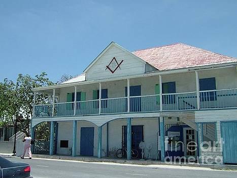 Gary Wonning - Masonic Lodge