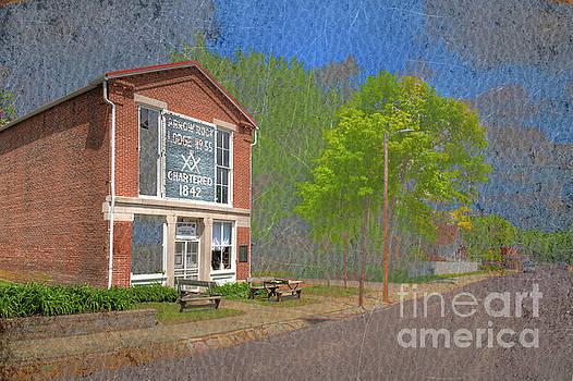 Larry Braun - Masonic Lodge Hall and Craft Shop