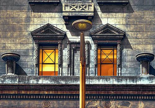Masonic Lodge by Wayne Sherriff