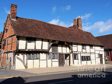Masons Court in Stratford Upon Avon Warwickshire by Louise Heusinkveld