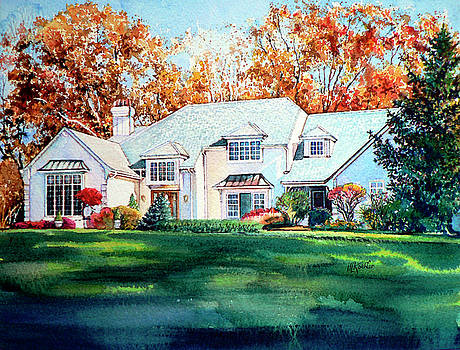 Hanne Lore Koehler - Massachusetts Home