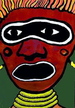 Massai  by Paul Knotter