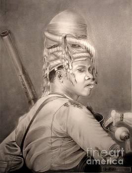 Master Copy of Bashi-Bazouk by Drew