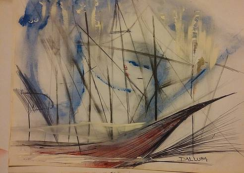 Masts by Gregory Dallum