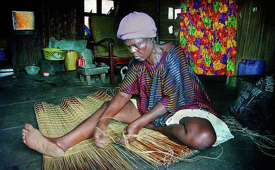 Mat Weaving by Muyiwa OSIFUYE