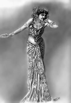 Mata Hari by Carliss Mora