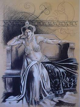 Mata Hari by Martine Ouellet