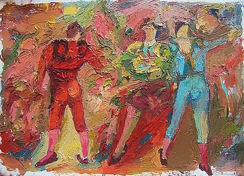 Matadors by Roland Kay