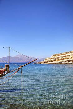 Patricia Hofmeester - Matala in Crete