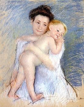 Cassatt - Maternal Tenderness