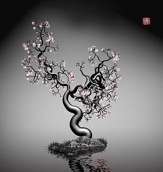 Math Tree 12 by GuoJun Pan