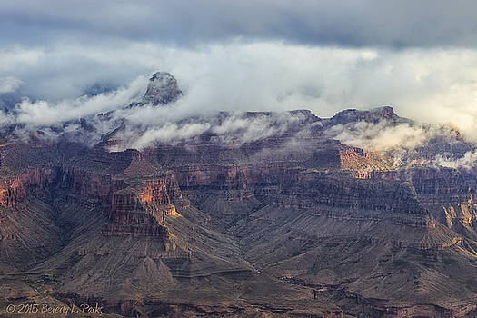 Mather Point View by Beverly Parks