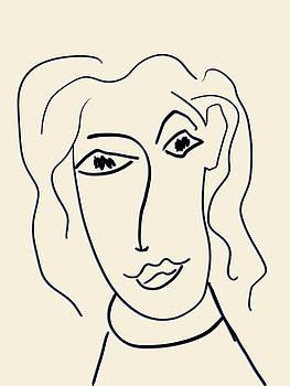 Bill Owen - Matisse eyes