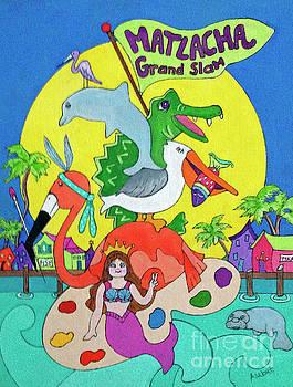Matlacha Grand Slam by Rosemary Aubut
