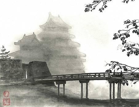 Matsumoto Morning Mist by Terri Harris