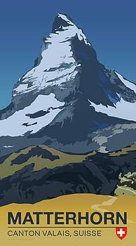 Matterhorn by Don Wesley