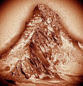 Matterhorn Mountain by Frank Tschakert
