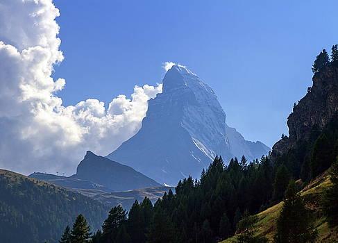 Elenarts - Elena Duvernay photo - Matterhorn, Switzerland