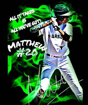 Matthew #20 by Linda Cox