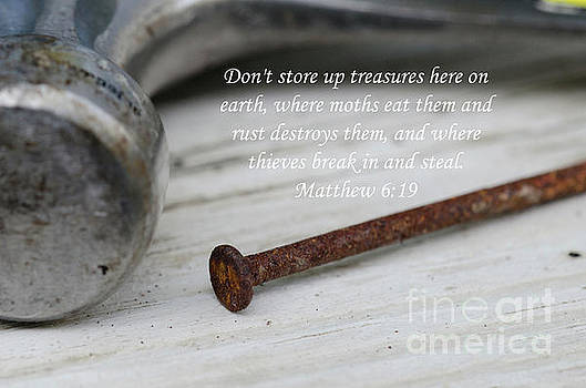 Matthew 6 by Dale Powell