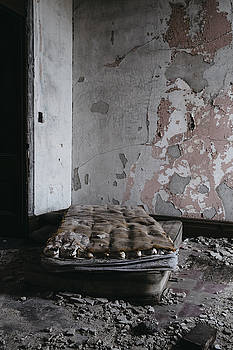 Mattress In Abandoned Building by Dylan Murphy