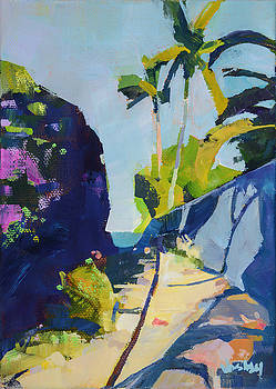 Stacy Vosberg - Maui Beach Path