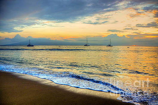 Maui Evening by Kelly Wade