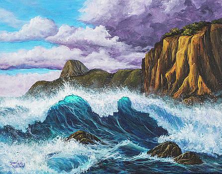 Darice Machel McGuire - Maui Rugged Coast