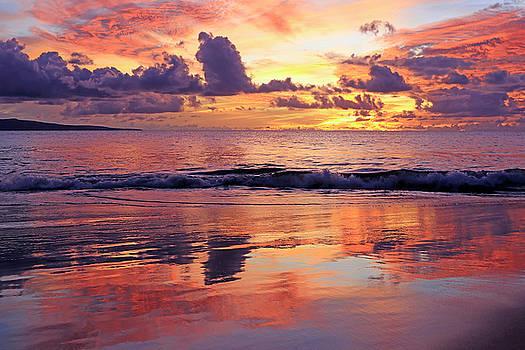 Golden Purple Maui by JJ Preston