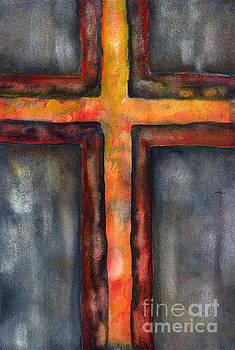 Maundy Thursday by Ruth Borges