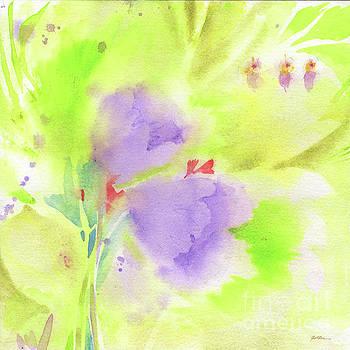 Mauve Composition by Sheila Golden