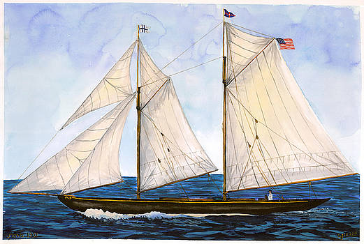 Mavis 1901 by Cindy Hitchcock