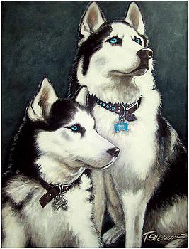 MAX and JOEY by Tsvetana Yvanova